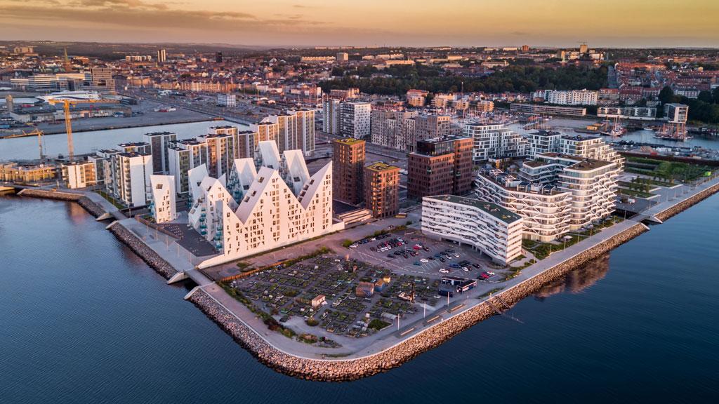 Et flyttefirma i Aarhus