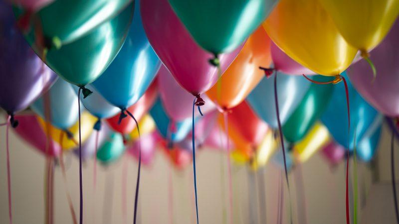 Ballonklovn eller mobildiskotek