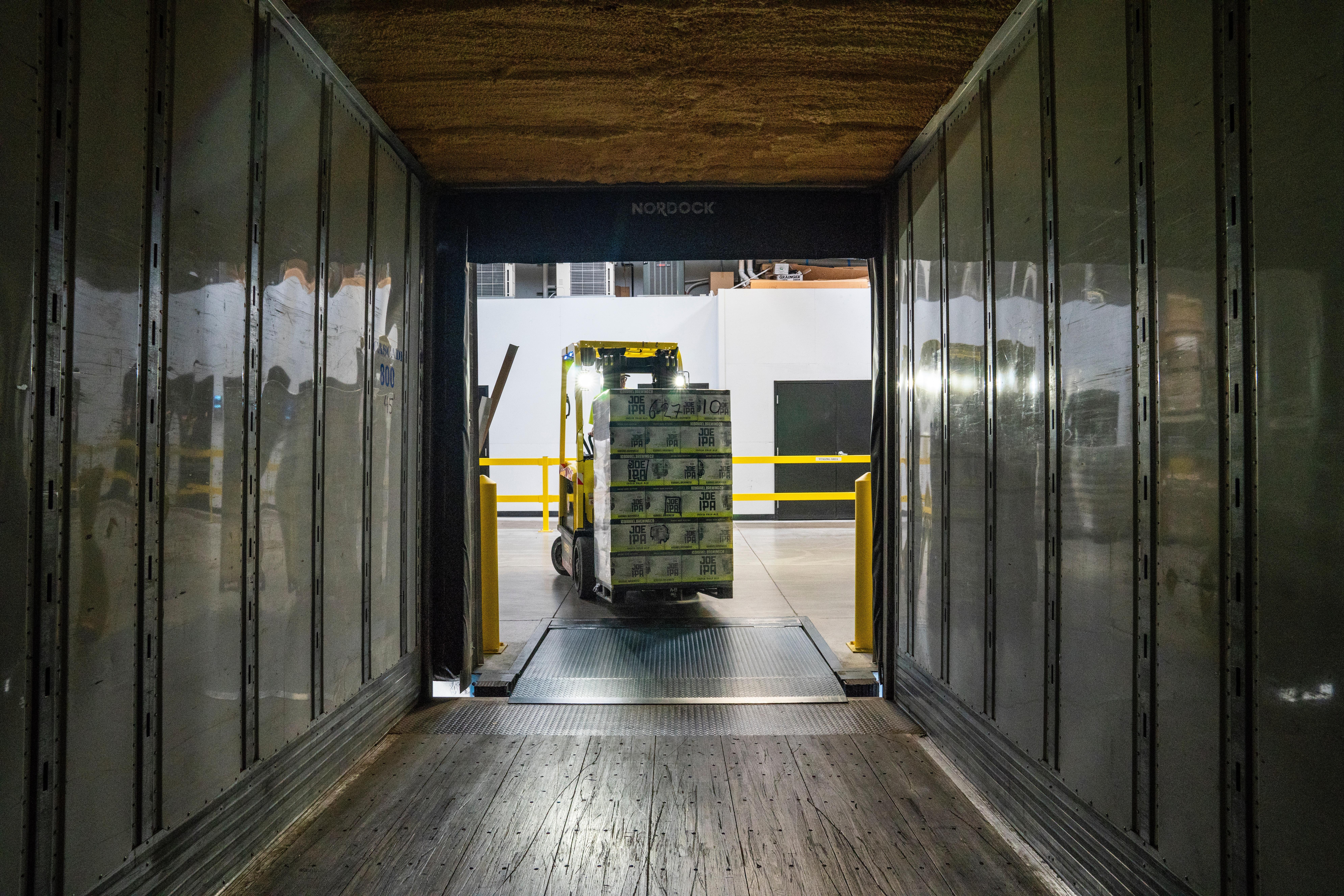 Container- og trailerudlejning